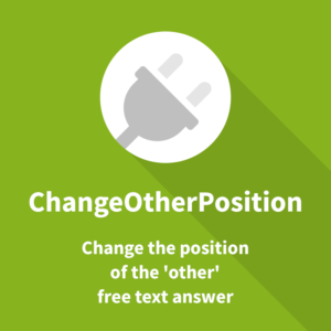 change other position